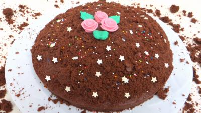 Desserts : Gâteau choco-bananes