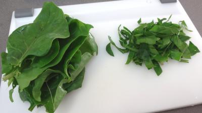 Salade de blé aux blancs de poulet - 1.3