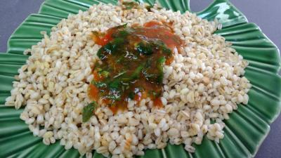 Salade de blé aux blancs de poulet - 6.1