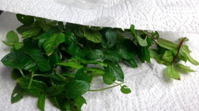 Boulgour à la menthe et au persil - 1.3