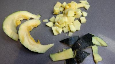 Tartines au bresse bleu - 1.3