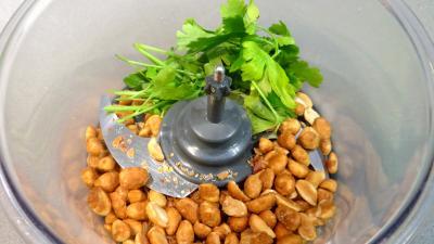 Pâté de cacahuètes - 4.1