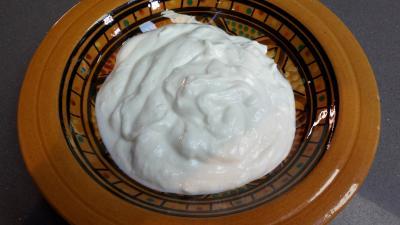 Kakis au fromage blanc et à l'amaretto - 1.1