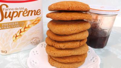 miel : Cookies aux épices