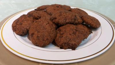 Recette Biscuits moelleux au chocolat
