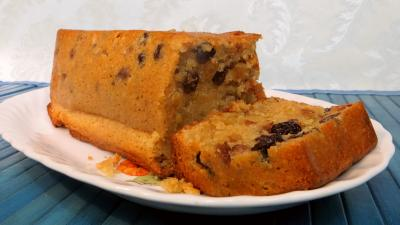 cassonade : Cake grand mère