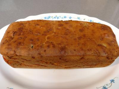 Cake au Cheddar - 7.3
