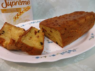 cake : Cake au Cheddar