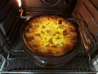 Cheese cake aux poires - 9.2