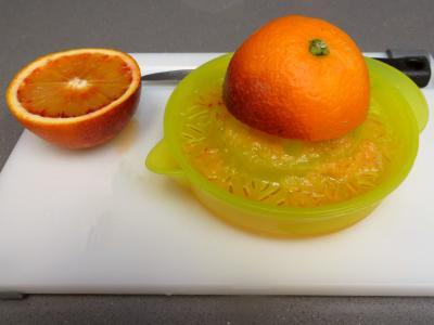 Soupe de kakis aux fruits - 1.3