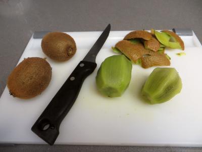 Soupe de kakis aux fruits - 2.1