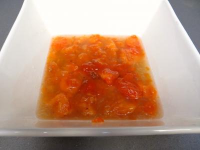 Soupe de kakis aux fruits - 4.1