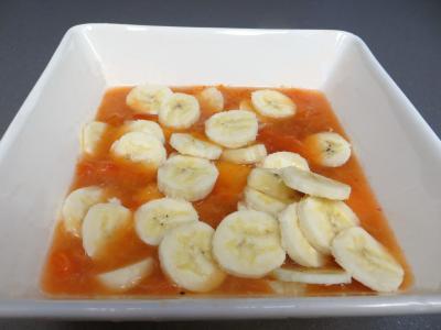 Soupe de kakis aux fruits - 4.3