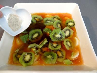 Soupe de kakis aux fruits - 5.3