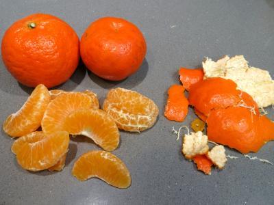 Blanc-manger aux clémentines - 1.1