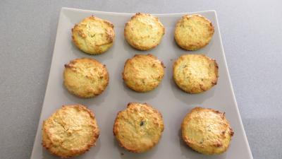 Cupcakes à la noix de coco - 5.4