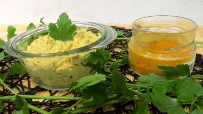 Recette Beurre de curry