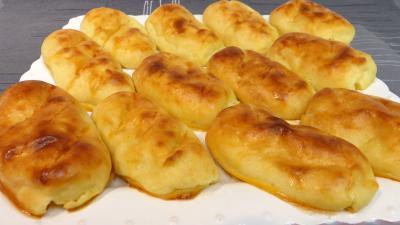 petit suisse : Pommes de terre façon petits pains