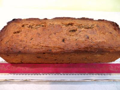 kirsch : Gâteau aux pruneaux et noix de pécan