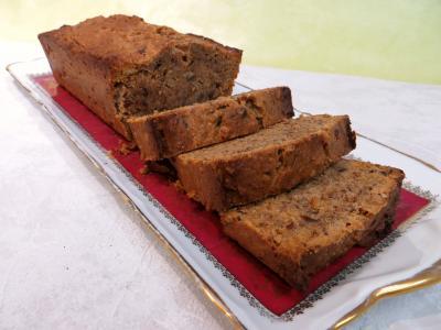 Gâteau aux pruneaux et noix de pécan - 6.4