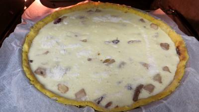 Clafoutis aux asperges - 9.1