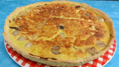 Clafoutis aux asperges - 9.3
