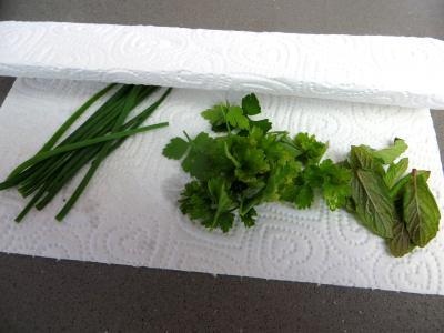 Salade en sauce verte - 1.3