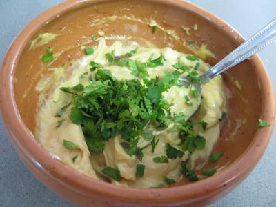 Salade en sauce verte - 2.1