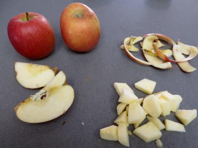 Tarte aux pommes aux épices - 4.2