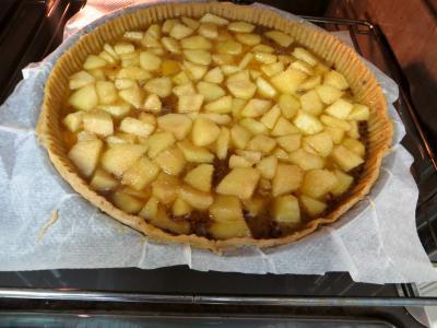 Tarte aux pommes aux épices - 6.2