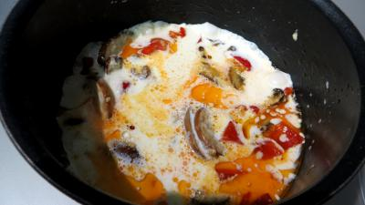 Nouilles chinoises à la crème de safran - 3.3