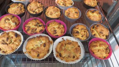 Muffins aux baies de goji - 6.2