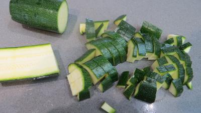 Courgette aux fromages - 1.3