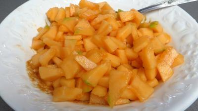 Salade de melon au caramel - 5.1