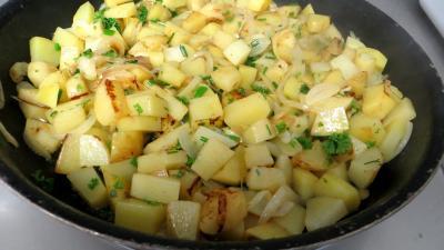 Pommes de terre en salade - 5.4