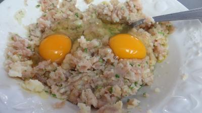 Galettes de poulet - 5.1