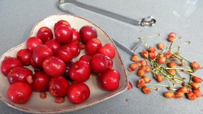 Verrines aux fruits rouges - 1.1