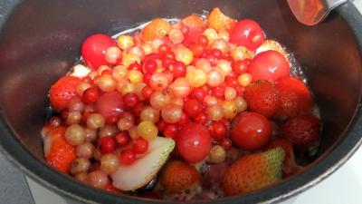 Verrines aux fruits rouges - 3.1