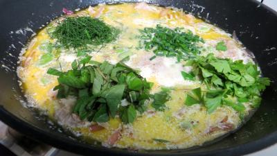 Lentilles à la sauce moutarde - 6.2