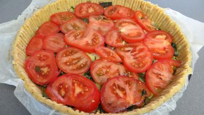 Tarte de tomates et de camembert - 5.3