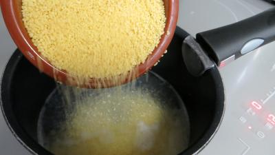 Aubergines au couscous - 1.3