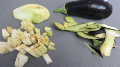 Aubergines au couscous - 2.3