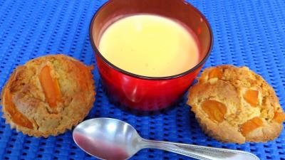 Muffins aux abricots - 5.4