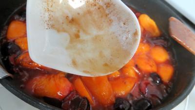 Abricots au miel et pistaches - 3.2