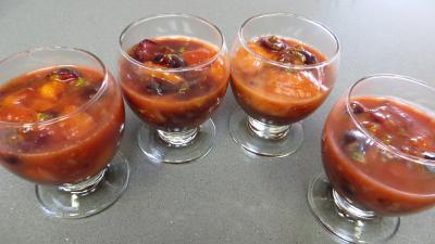 Abricots au miel et pistaches - 4.2