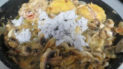 Blancs de poulet aux cacahuètes - 4.3