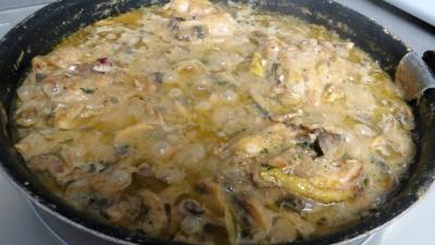 Blancs de poulet aux cacahuètes - 7.1