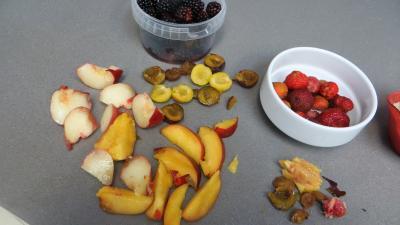 Sablé amandin aux fruits d'été - 5.2