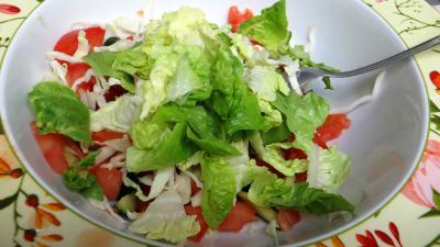 Tomates en salade - 6.4