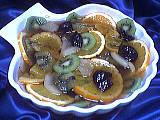 Recette Compote de fruits aux kiwis